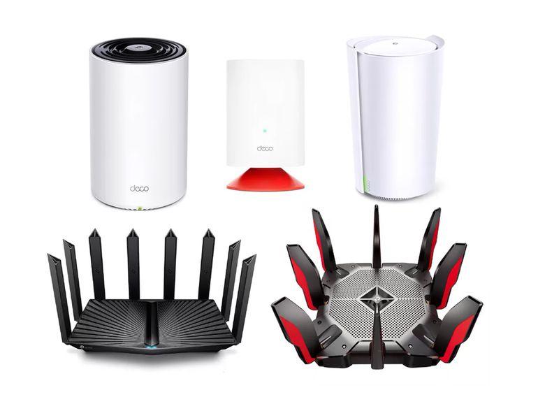CES 2021 : la nouvelle gamme de routeurs de TP-Link intègre le Wi-Fi 6E mesh et Alexa