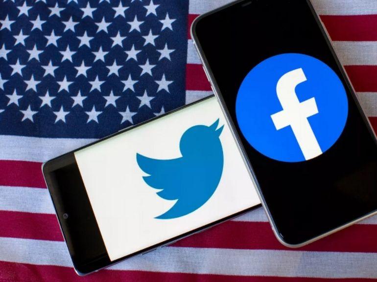 Facebook, Twitter et Snapchat bloquent les comptes de Donald Trump après les violences au Capitole