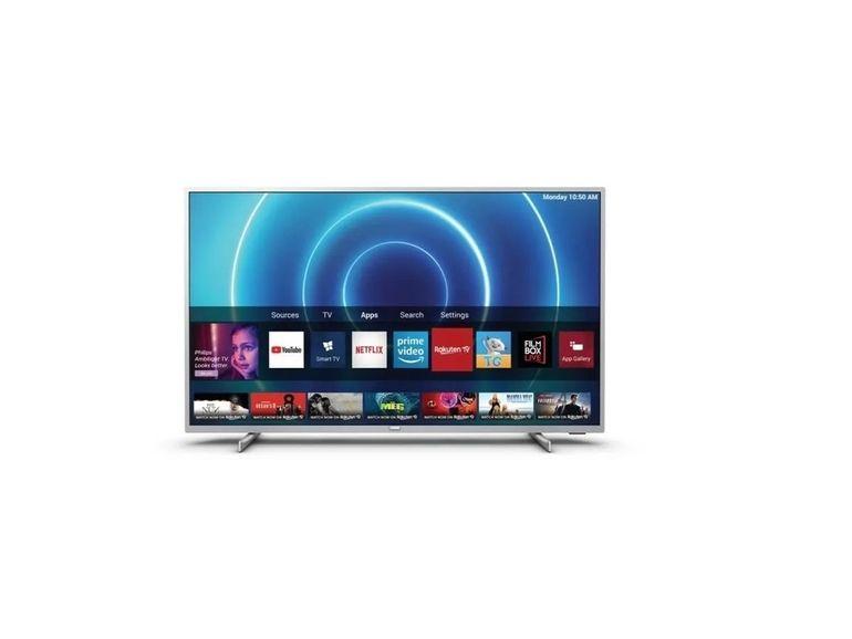 Le téléviseur Philips 4K UHD 50 pouces (126cm) est à 360 euros, seulement