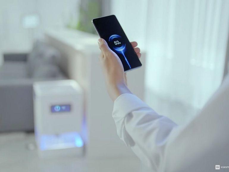 Xiaomi dévoile un véritable système de recharge sans fil à distance, le Mi Air Charge