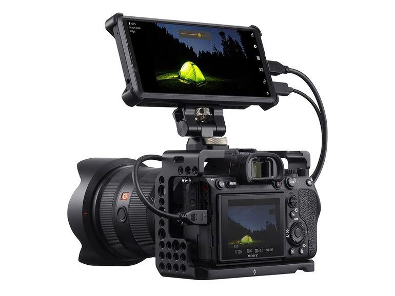 Sony Xperia Pro : un smartphone à 2 500 dollars pour les vidéastes et streamers