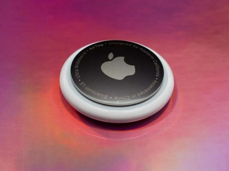 Apple renforce la confidentialité des AirTags et annonce une application Android cette année