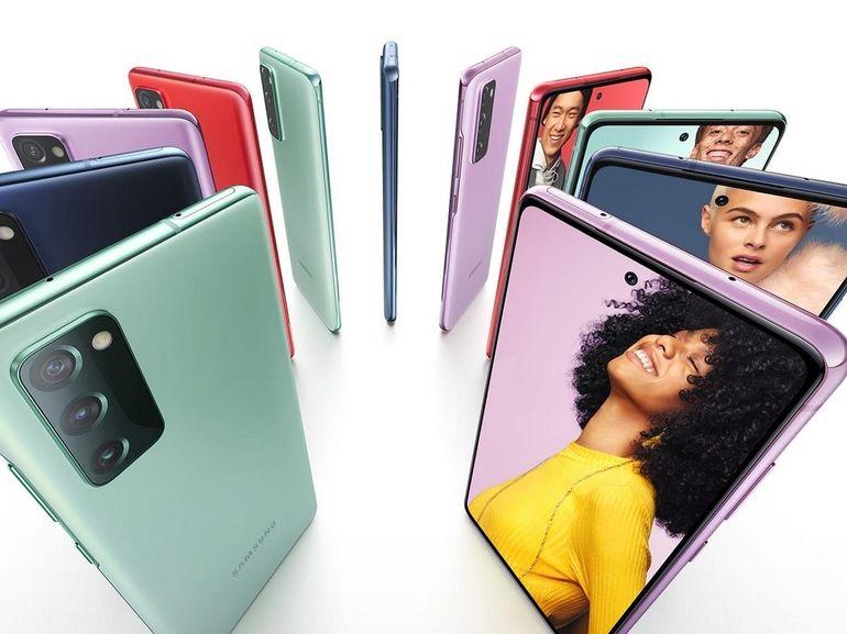 Galaxy Week : des cadeaux et jusqu'à 210 euros de remise sur des smartphones, tablettes et accessoires Samsung