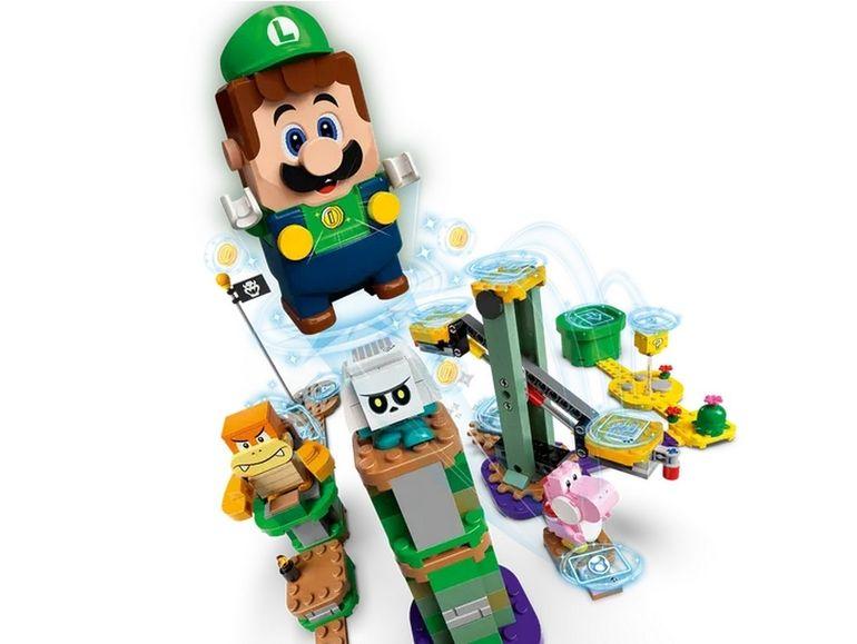 Lego Luigi rejoint Super Mario avec un nouveau pack « Les Aventures de Luigi »