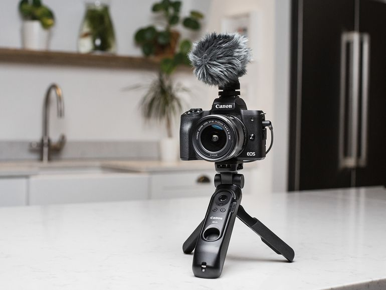 Canon lance son EOS M50 Mark II, les vloggers et streamers dans le collimateur