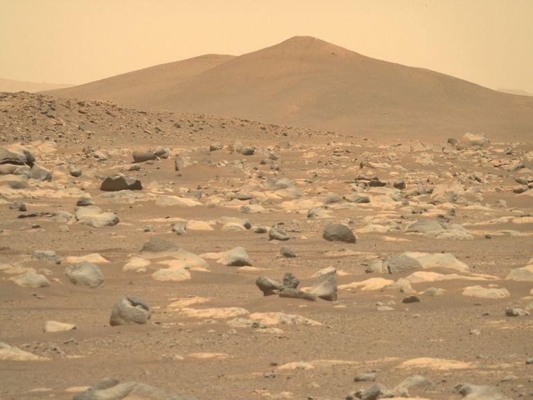 Perserverance : les meilleures photos prises par le rover de la Nasa sur Mars