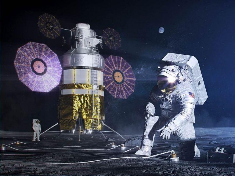 Les nouvelles combinaisons spatiales de la Nasa sont retardées, ce qui rend un alunissage en 2024 « irréalisable »