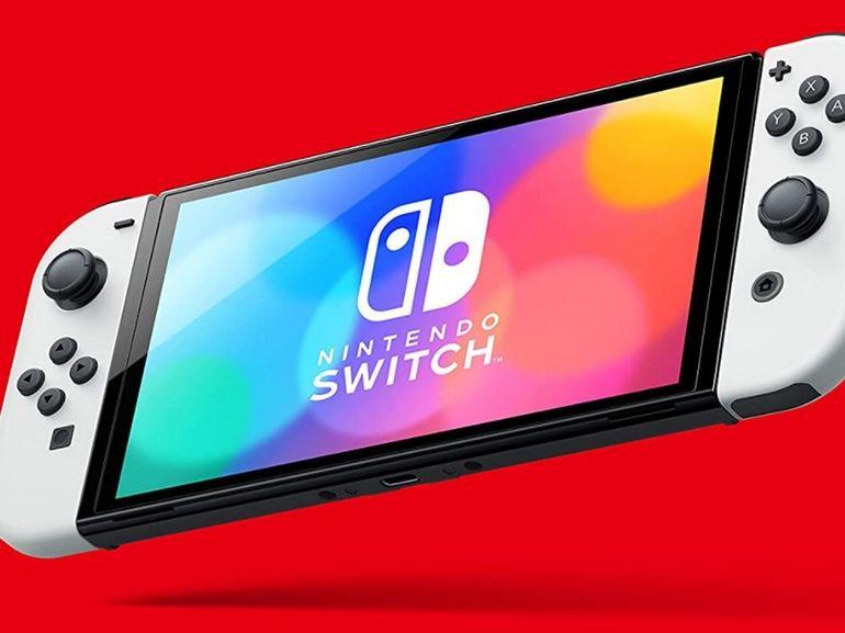 Nintendo Switch Oled : la prise en main