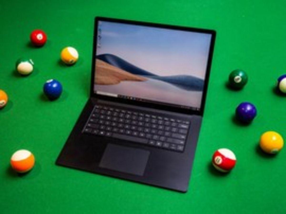 Microsoft Surface Laptop 4 15 pouces : la prise en main
