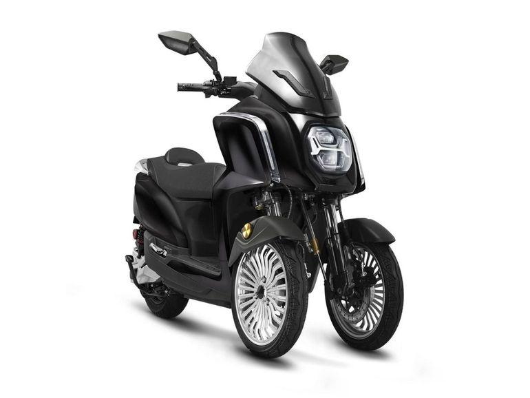 Rider 3RS+, un scooter 3 roues électrique pour faire du périurbain