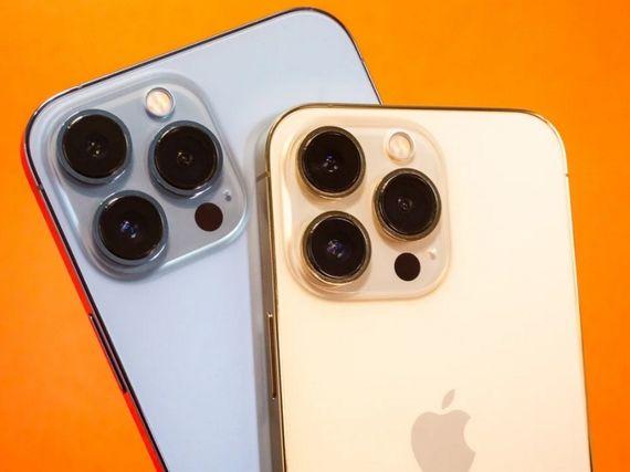 Prise en main des iPhone 13 Pro et 13 Pro Max : les smartphones les plus aboutis d'Apple