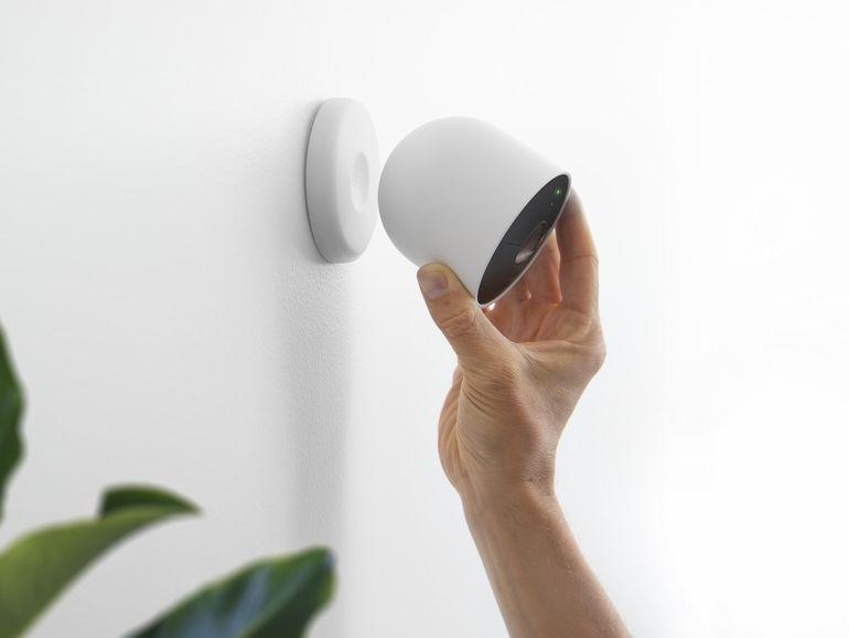 Nest Cam (batterie) : une caméra de sécurité polyvalente et complète