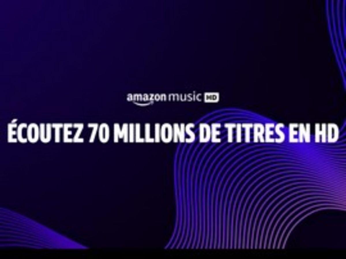 Musique HD : Amazon devance Apple avec Amazon Music HD. Que va faire Spotify ?