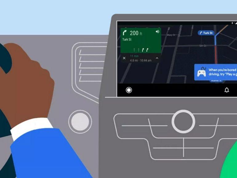 Android Auto : les nouveautés de la mise à jour de printemps