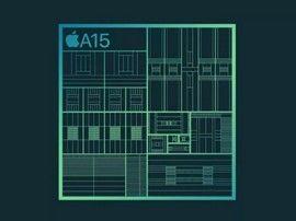 Nouveau processeur A15 Bionic : tout ce qu'il faut savoir sur la nouvelle puce d'Apple qui équipe l'iPhone 13