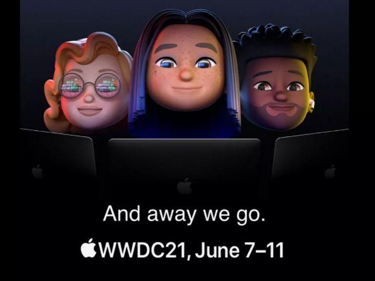 WWDC 2021 d'Apple : la keynote d'ouverture aura lieu le 7 juin