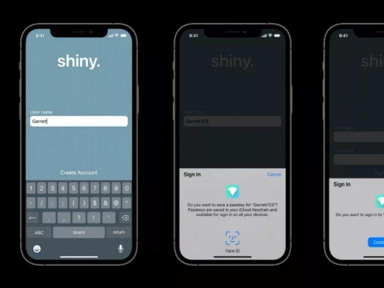Trousseau iCloud : Apple affirme que sa nouvelle techno est aussi simple que les mots de passe, mais beaucoup plus sûre