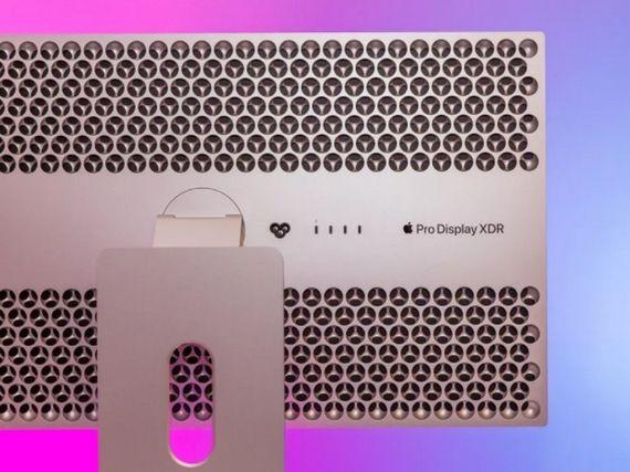 Apple testerait un nouvel écran externe équipé d'une puce A13 et d'un moteur neuronal