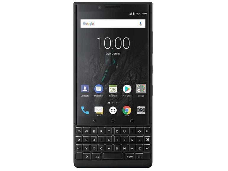 BlackBerry : un smartphone 5G avec clavier physique en 2021 pour une nouvelle renaissance