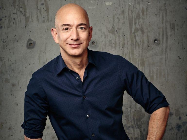 Jeff Bezos quitte son poste de directeur général d'Amazon et choisit Andy Jassy pour lui succéder