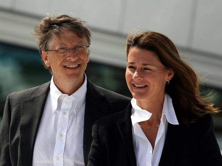 Bill et Melinda Gates se séparent après 27 ans de mariage