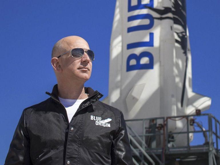 Jeff Bezos participera au premier spatial vol habité de Blue Origin le 20 juillet