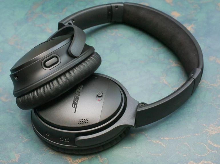 Premier aperçu du QuietComfort 45, le nouveau casque sans fil de Bose