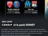 Canal+ avec Disney+ : bon plan sur série limitée pour l'arrivée de STAR (24.99€/mois)