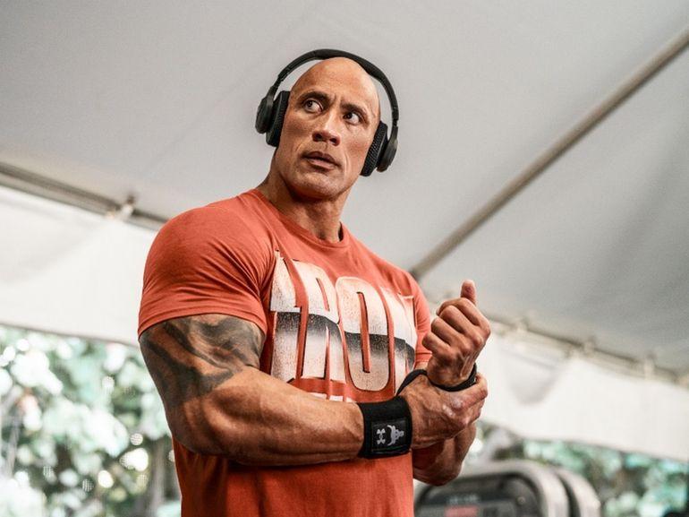 JBL et Under Armor lancent un casque audio pour le sport avec Dwayne « The Rock » Johnson