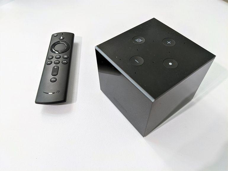 Test Amazon Fire TV Cube : une double casquette qui fait la différence ?