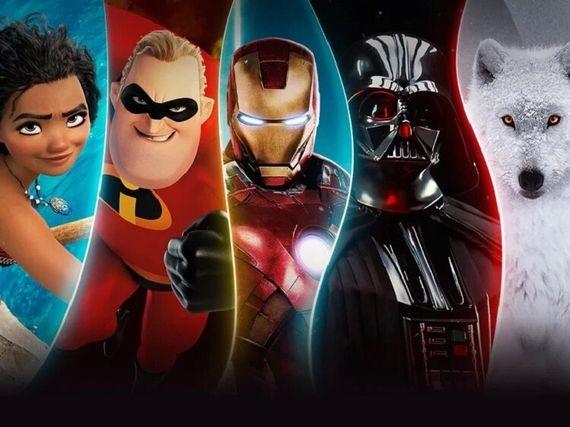 Disney+ : les dates d'ajouts des derniers films Marvel, Star Wars, Disney et Pixar