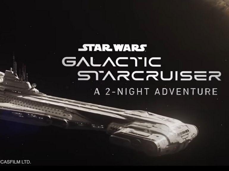 Disney World : deux nuits dans l'hôtel Star Wars Galactic Starcruiser coûtera 4809 dollars