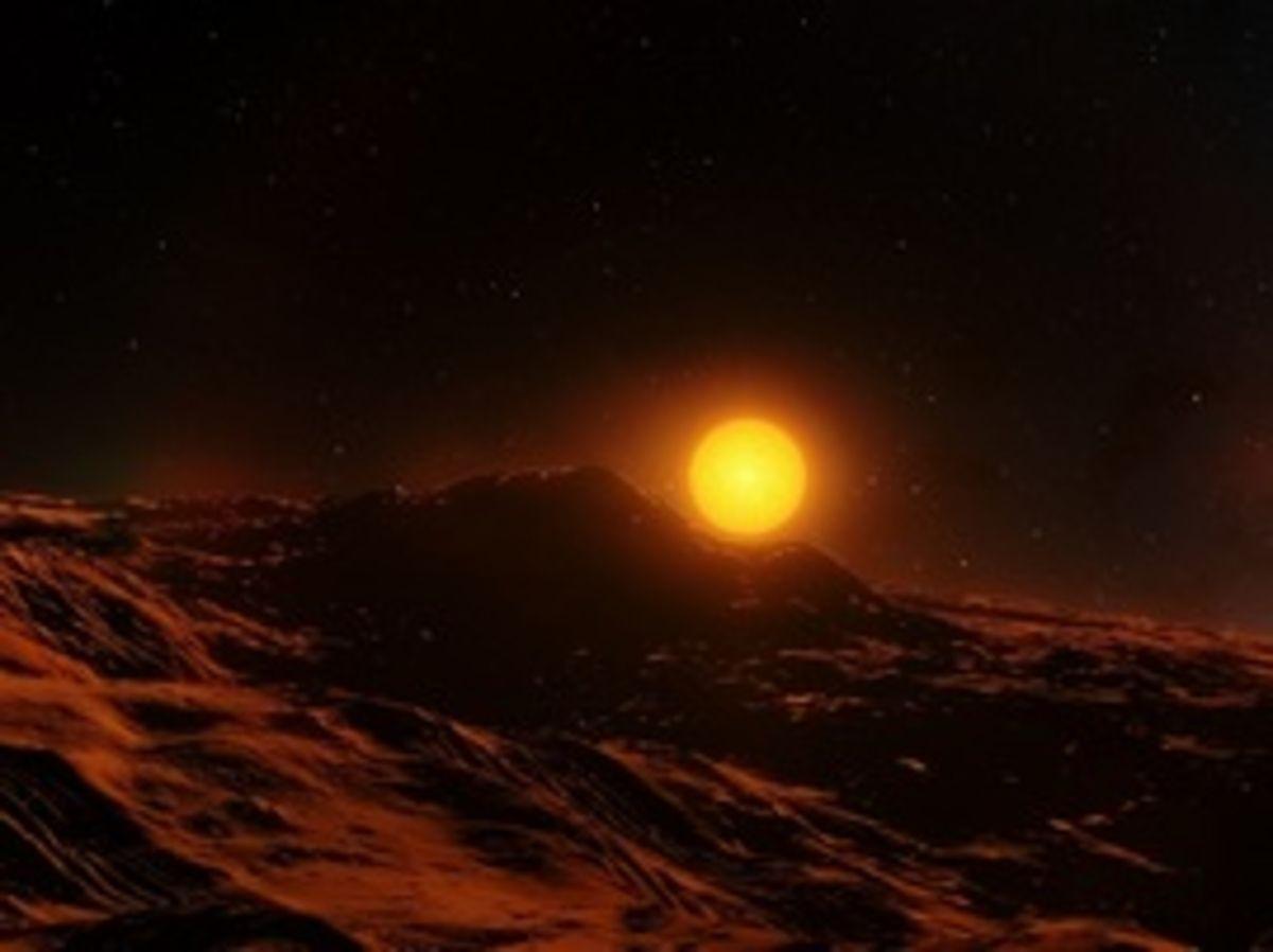 L'exoplanète Gliese 486 b pourrait avoir une atmosphère