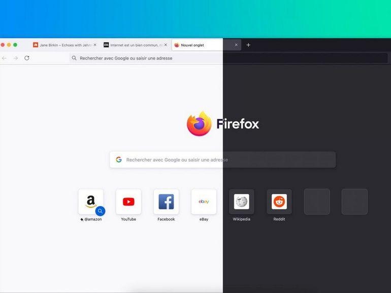 Firefox 89 étrenne un design entièrement repensé et simplifié
