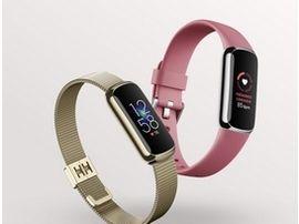 Fitbit Luxe : un bracelet connecté stylé pour les petits poignets