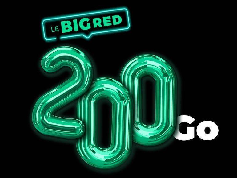 Forfait mobile : 200 Go pour 15 euros, que vaut la promo de RED by SFR ?