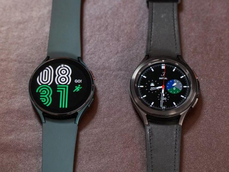 Test des Samsung Galaxy Watch 4 et 4 Classic : les premières d'une lignée prometteuse