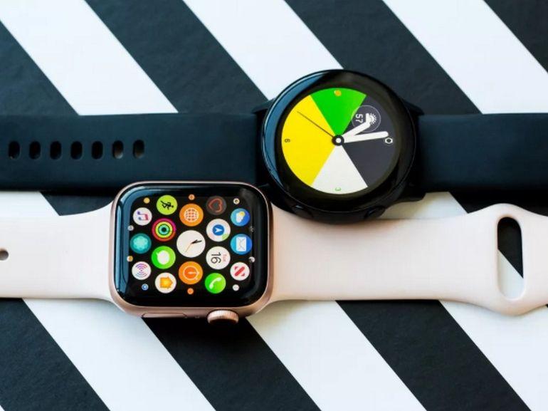 Samsung Galaxy Watch 4 vs Apple Watch 7 : toutes les différences entre les deux futures rivales