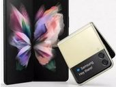 Galaxy Z Fold 3 et Z Flip 3 : de nouvelles images et un lancement proche ?