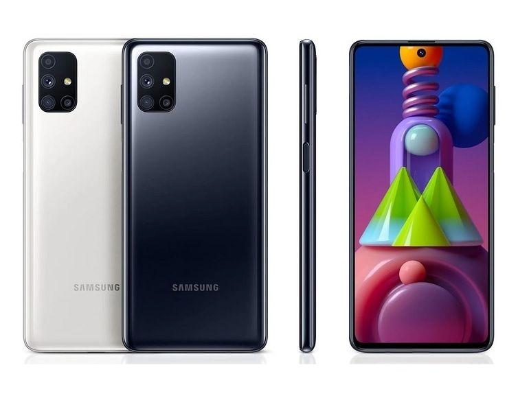 L'excellent Samsung Galaxy M51 est bradé sur Amazon