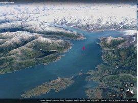 Google Earth : observez 40 ans de réchauffement climatique en timelapse