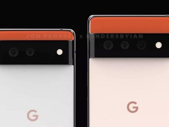 Google Pixel 6, Pixel 6 XL, Pixel 6 Pro : configuration, design, date de lancement… le récapitulatif des rumeurs