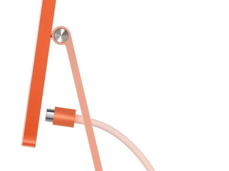 Le nouvel iMac M1 est doté d'une prise d'alimentation magnétique qui fait office de port Ethernet