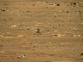 Ingenuity : comment suivre le premier vol de l'hélicoptère de la Nasa sur Mars