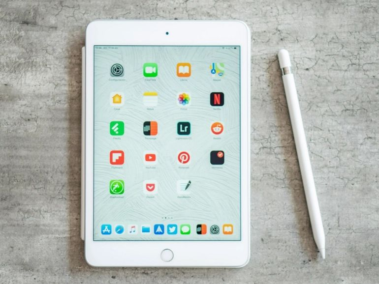 Un nouvel iPad mini cet automne ?