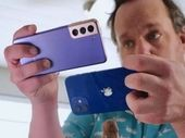 iPhone 12 vs Samsung Galaxy S21: le match photo