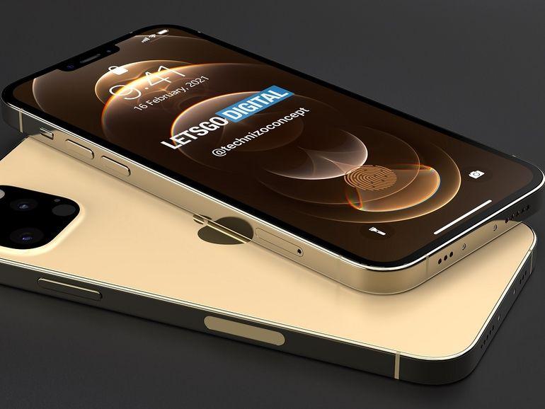 iPhone 13 Pro : une vidéo trace les contours du prochain smartphone d'Apple