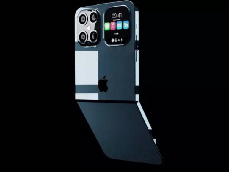 iPhone Flip : le point sur les rumeurs autour de l'iPhone pliant d'Apple