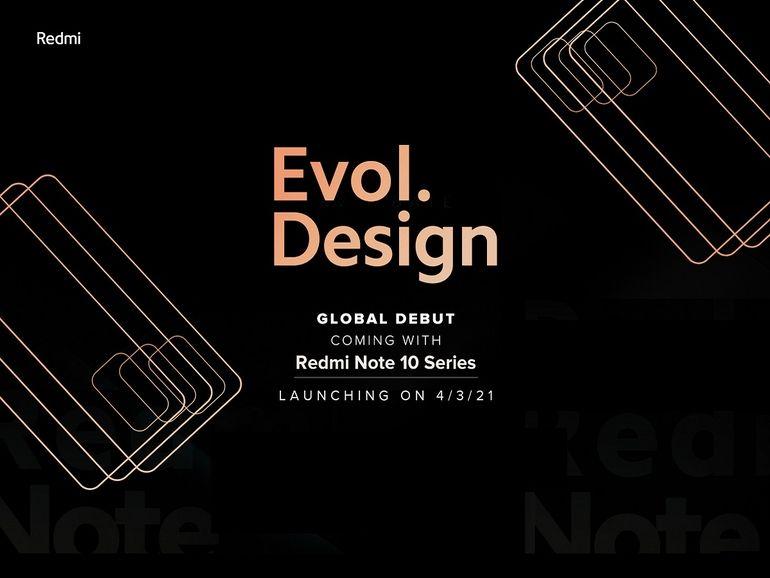 Redmi Note 10 : le plein d'infos avant la présentation début mars