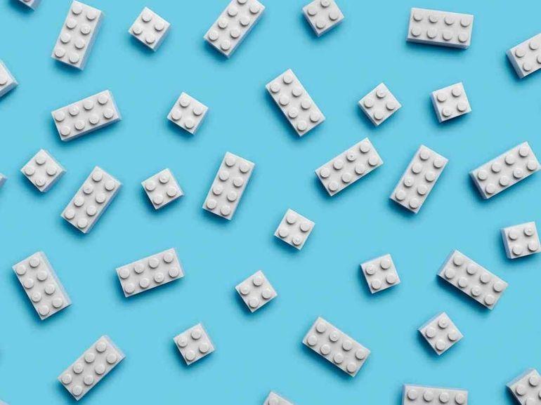 Lego dévoile un prototype de brique en plastique recyclé